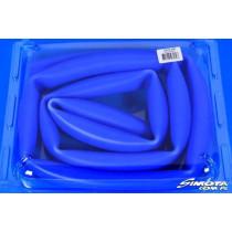 Univerzális silicone cső 28x34x212 cm Kék